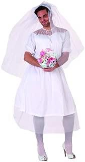 Atosa-69638 Disfraz hombre novia, M-L (69638