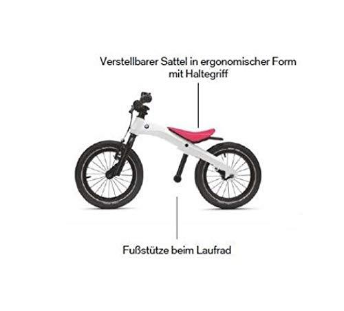 BMW Original Kidsbike 2019/2021 - Bicicleta Infantil, Color Blanco ...