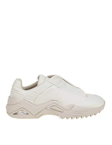 Maison Margiela Luxury Fashion Herren S37WS0493P3265H8050 Weiss Polyamid Slip On Sneakers | Frühling Sommer 20