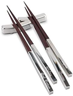 personalised engraved chopsticks