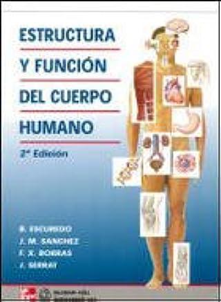 Estructura Y Función Del Cuerpo Humano Spanish Edition B