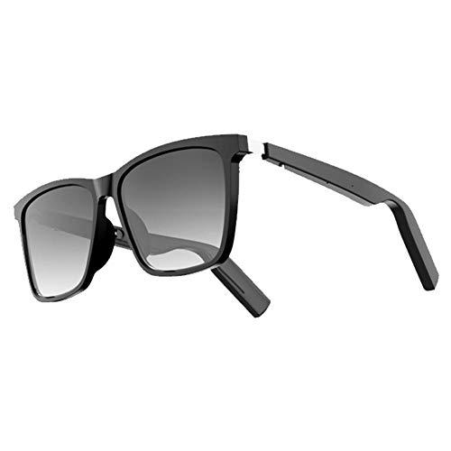 Intelligente polarisierte Brille, 2020 Wireless Bluetooth Audio Sonnenbrille Music Bone Conduction Brille IP67 Wasserdicht für Outdoor-Sportarten