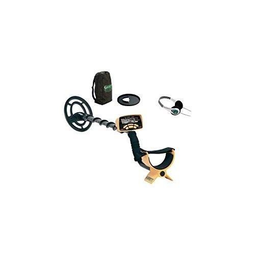 Garrett ACE 250 Metalldetektor Spezial-Pack Scheibenabdeckung Kopfhörer Tasche