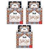 Dukhni Bakhoor - Set of 3 Trays (3 Khaleeji)