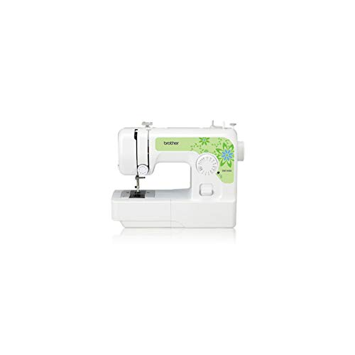 Brother Sewing 14 Stitch Sewing Machine, White