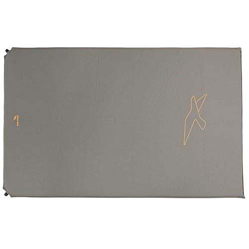 Easy Camp Siesta Mat Double 5cm Grey 2020 Mats