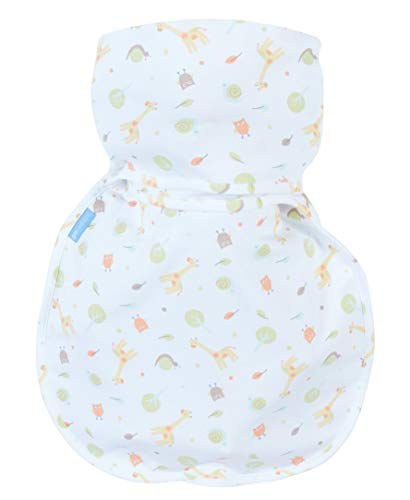 The Gro Company Spira Swirl Hip-healthy Groswaddle, 0-3 Months edit