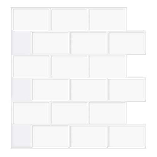 Ecoart Peel and Stick Tile Backsplash 10