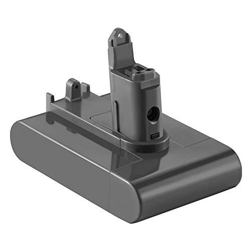 DSANKE 4000mAh Typ B Akku für Dyson DC34 Ersatzakku 22,2V Batterie DC31 DC35 DC45 917083-01 Handstaubsauger (Hinweis: Nur für Dyson Batterie geeignet, Nicht für Typ A)