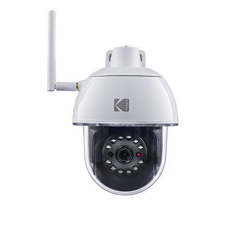 KODAK EP101WG Cámara de Vigilancia WiFi Full HD - Cámara de Seguridad Interior / Exterior