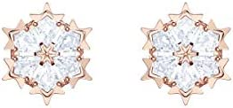 Swarovski Magic Rose Gold Earrings