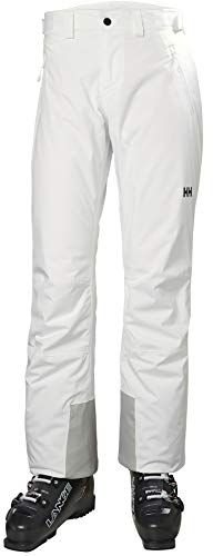 Helly Hansen Snowstar Aislado Pantalones De Esquí, Mujer, White, M
