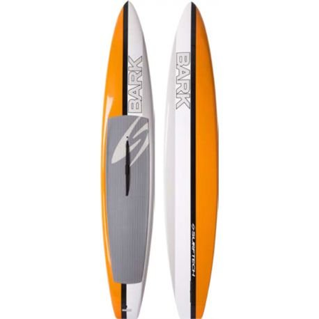 Stand Up Paddle 14 '0' SURFTECH Bark vapor SURFTECH Sup Elite E0038 Orange/Grey