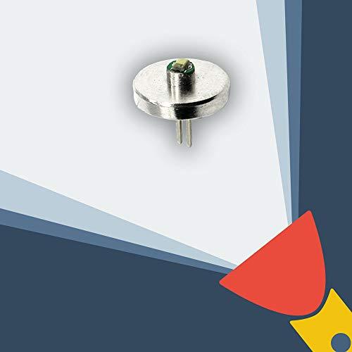 MagLite Solitaire - Bombilla LED de conversión y actualización para linterna MagLite Solitaire 1AAA