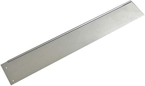 Metalltechnik Dermbach Lot de 20 bordures de massif en métal galvanisé