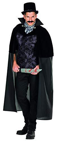 Rubie's 14310-STD Jack The Ripper Kostüm Herren Halloween Horror Mörder Serienkiller, Multi-Colored