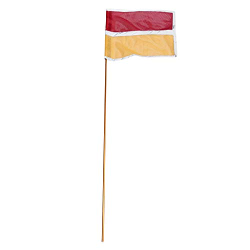 """Tusk  Whip Flag Pole 6/' 1//4/"""" Replacement ATV Motorcycle NEW"""