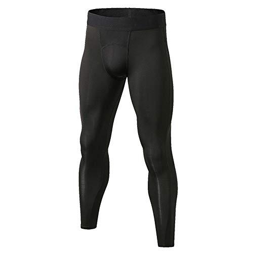Män träning leggings herr kompression torr cool sport tights byxorBaslager löpning leggings yoga...