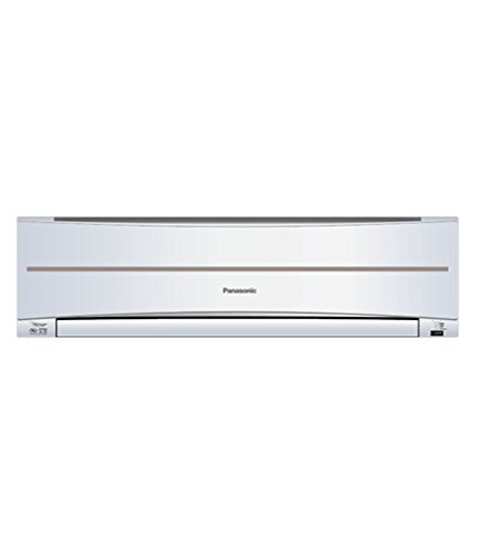 Panasonic 1.5 Ton 1 Star Split AC (Copper, KC18SKY3PR, White)
