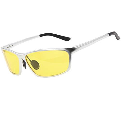 Duco Anti Glare Night-vision Glasses For Headlight Polarized Driving Glasses 2179