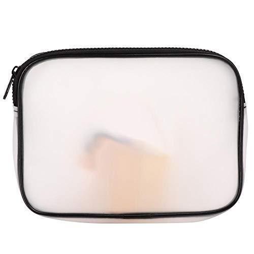 Sac de Maquillage, Sac de Lavage de Salle de Bains Triangulaire Portable étanche Voyage Sac de Rangement cosmétique Organisateur Outil de Maquillage idéal pour Les Voyages à Domicile