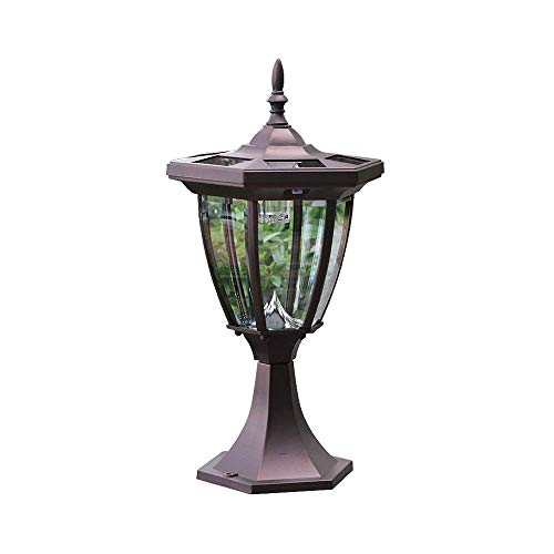 Waterproof IP65 Post Lights Column Lamps Solar Street Light Garden...