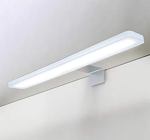 Cywer espejo pared | Lámpara de espejo | espejos de baño | cuadros para el baño| aplique espejo baño | espejo baño con luz | 60cm | IP44 | 14w | 1400lm | 230V espejo del cuarto de baño