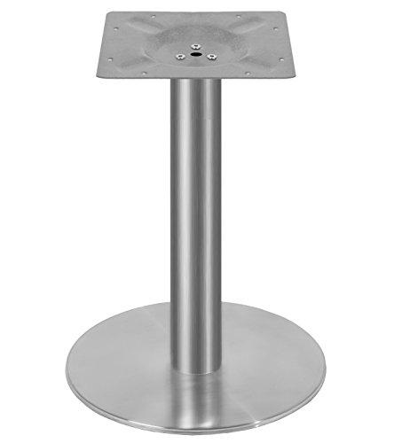 Couchtischuntergestell aus Edelstahl Beistelltisch Edelstahl Tischgestell Untergestell Tischfuß