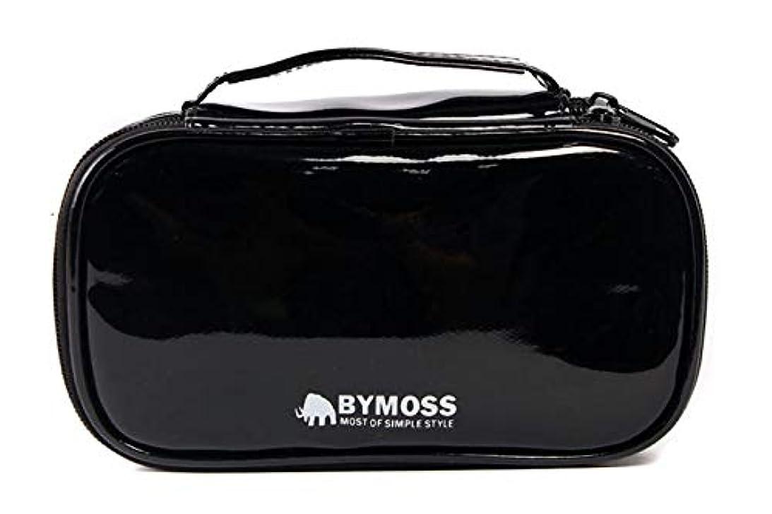 枯れるマラウイ器官BYMOSS メイクポーチ 化粧ポーチ化粧品収納ポーチケース小物用収納ポーチバッグ