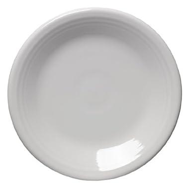 Fiesta 7-1/4-Inch Salad Plate, White