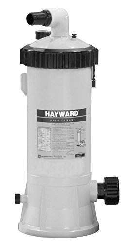 Hayward C4001575XES EasyClear 1 HP Above-Ground Pool Filter Pump...