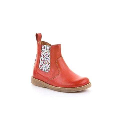 Froddo Mädchen G3160098-3 Girls Chelsea Boots, Rot (Coral I88), 29 EU