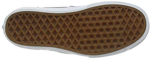 Vans Asher Platform, Scarpe da Ginnastica Donna, Multicolore ((California Poppy) Multi/White XX3), 37 EU