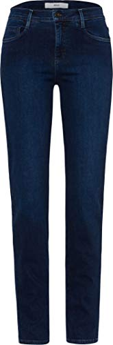 BRAX Damen Style Shakira Free to Move Skinny Jeans, Used Dark Blue, 32W / 32L
