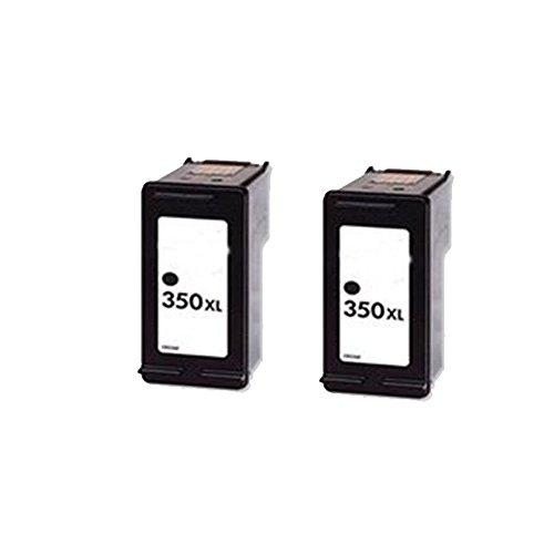 2 cartuchos de tinta compatibles ECS de repuesto 350XL para impresoras HP Deskjet D4200 D4245 D4260 D4263 D4268 D4360 OfficeJet J5700 J5730 J5780 J5785 J5790 J6400 J6 J6 J6 J6 J6 J640 J6 J5780 410 J. 6413 J6415 J6450 J6480 Photosmart C4200 C4205 C4210 C4240 C4250 C4270 C4272 C4273 C4275 C4280 C4283 C4283 5 C42 93 C4294 C4340 C4342 C4343 C4344 C4345 C4348 C4380 C4383 C4390 C4440 C4450 C4472 C4473 C4480 483 C. 4485 C4580 C4585 C4599 C5240 C5250 C5270 C5273 C5275 C5280 C5283 C5288 C5290 C5293 D5360 D5363. D5368
