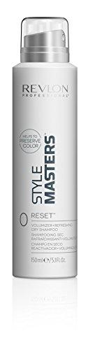 STYLE MASTERS Reset Trockenshampoo, 150 ml, Spray für einen aufgefrischten Look, Stylingprodukt zum Aufsprühen zwischen den Haarwäschen, für wilde Styles mit mehr Volumen & Frische