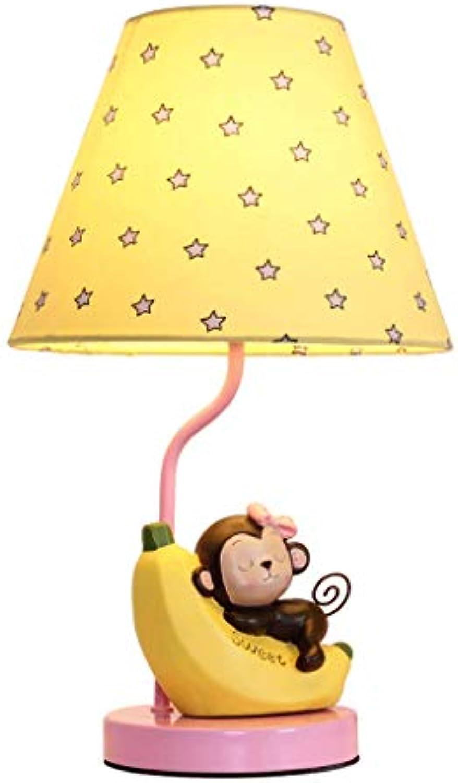 Cartoon Kinder Tischlampe Dimmbare Schlafzimmer Nachttischlampe Warm Romantische Moderne Nette Prinzessin Mdchen Dekorative Tischlampe