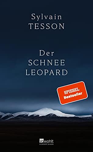 Buchseite und Rezensionen zu 'Der Schneeleopard' von Sylvain Tesson