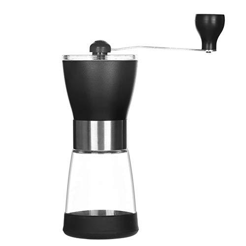 FAONL Hand-cranked Koffie Grinder, Kleine Mini Handmatige Koffiemachine, Koffiebonen Grinder, Huishoudelijke Grinder