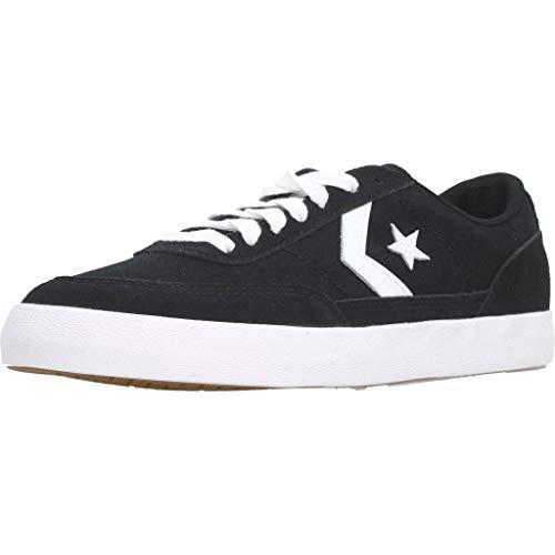 Converse Calzado Deportivo Net Star Classic - OX para Hombre Negro 44 EU