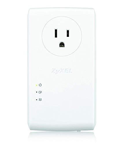 Zyxel AV2000 Passthrough Ethernet Adapter PLA-5456, Single Adapter
