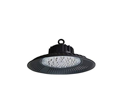 Campana ufo industrial led 100W para iluminacion en almacenes o bodegas