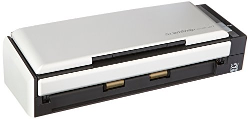 Fujitsu ScanSnap S1300i Color Duplex Document Scanner for Mac or PC