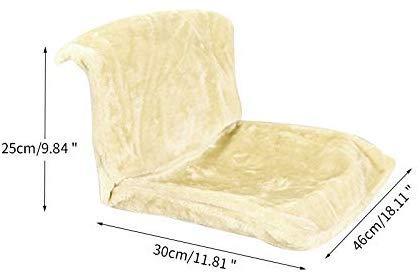 ZXL (48 * 40 * 25cm balkon hangmat kat nest brandhout verwarming hangmat huisdier matras