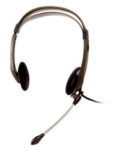 Vivanco HM 10 Asgard VoIP Stereo PC Headset
