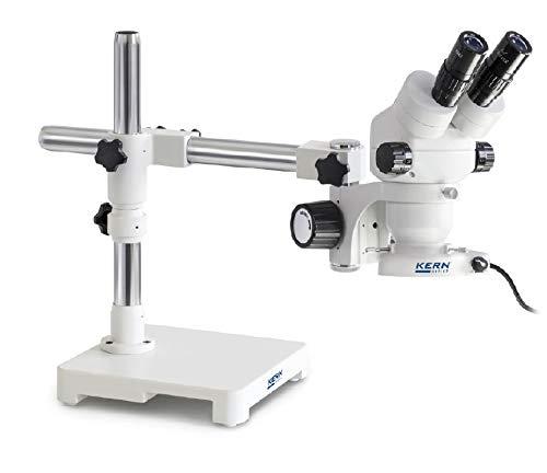 KERN OZM 902 Optics OZM-90 stereomicrocoopsets, Binocular Tubus, 4,5 W LED (reflecting) verlichting, universeel (telescooparm met plaat)