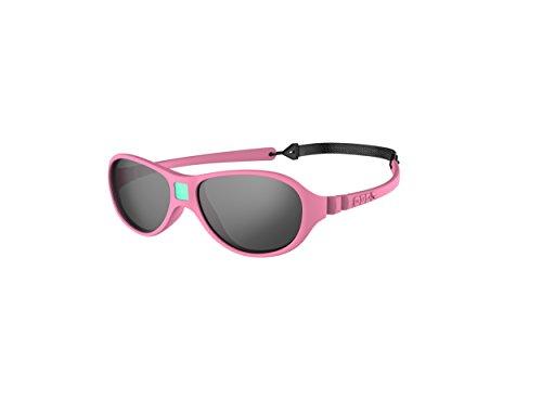 Ki Et La Ki ET LA - Babysonnenbrille im Stil Jokaki - 100% unzerbrechlich - Rosa - 12-30 Monate