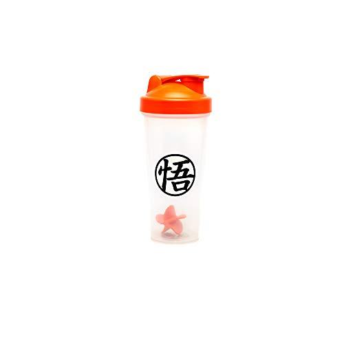 Dragon Ball Z Blender Workout Shaker Bottle Alaska