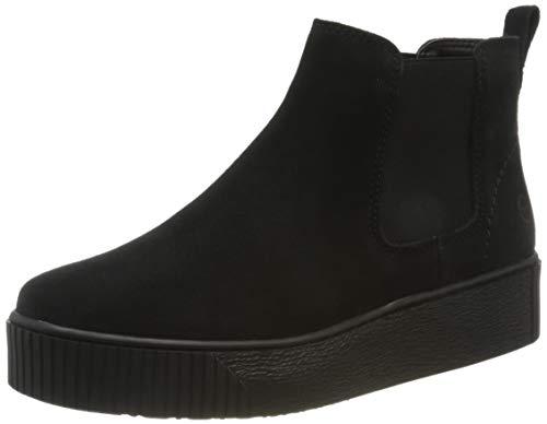 Tamaris Damen 1-1-25813-25 Kniehohe Stiefel, schwarz, 41 EU