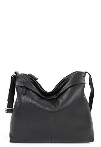 Emily & Noah Umhängetasche Maestro 5029 Damen Handtaschen Uni black 100 One Size